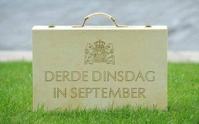 Prinsjesdag: NL Leert Door regelingen per 1 december voortgezet